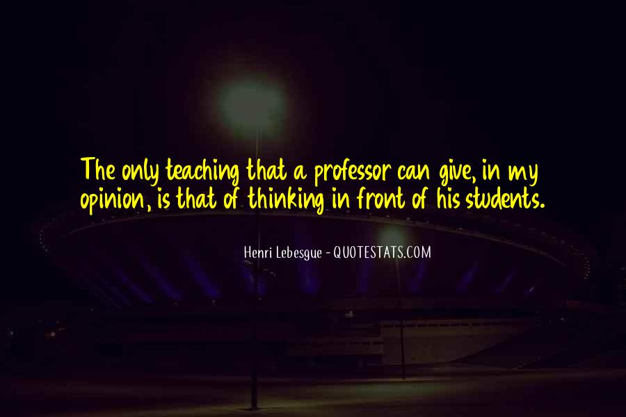 Quotes About Teaching Students #403524