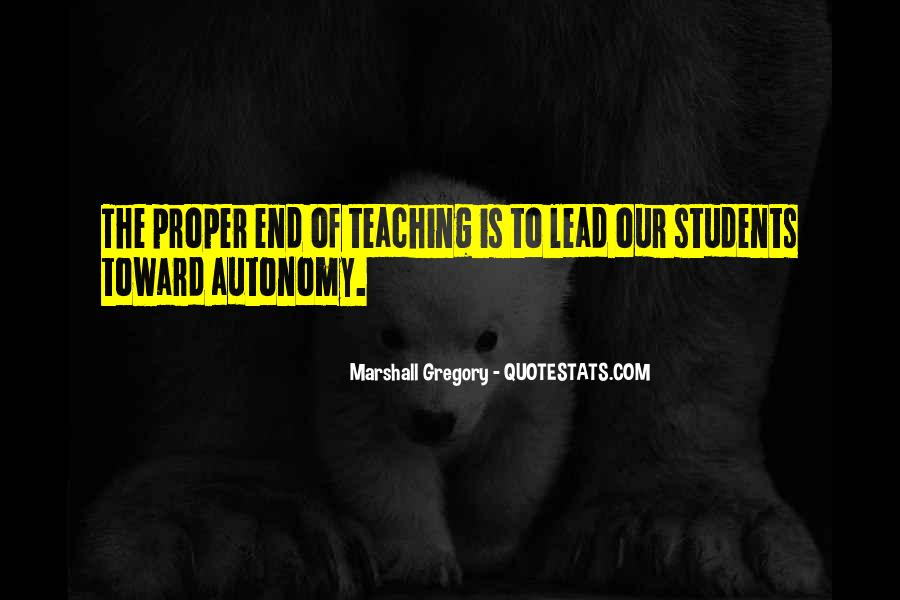 Quotes About Teaching Students #419212