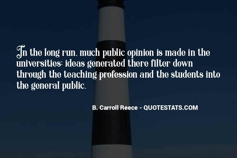 Quotes About Teaching Students #4907