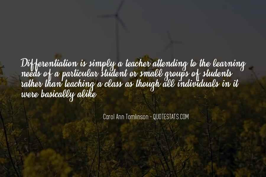 Quotes About Teaching Students #507417