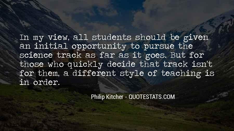 Quotes About Teaching Students #544111