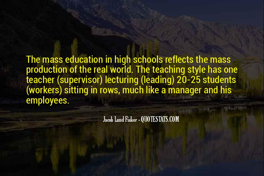 Quotes About Teaching Students #598478