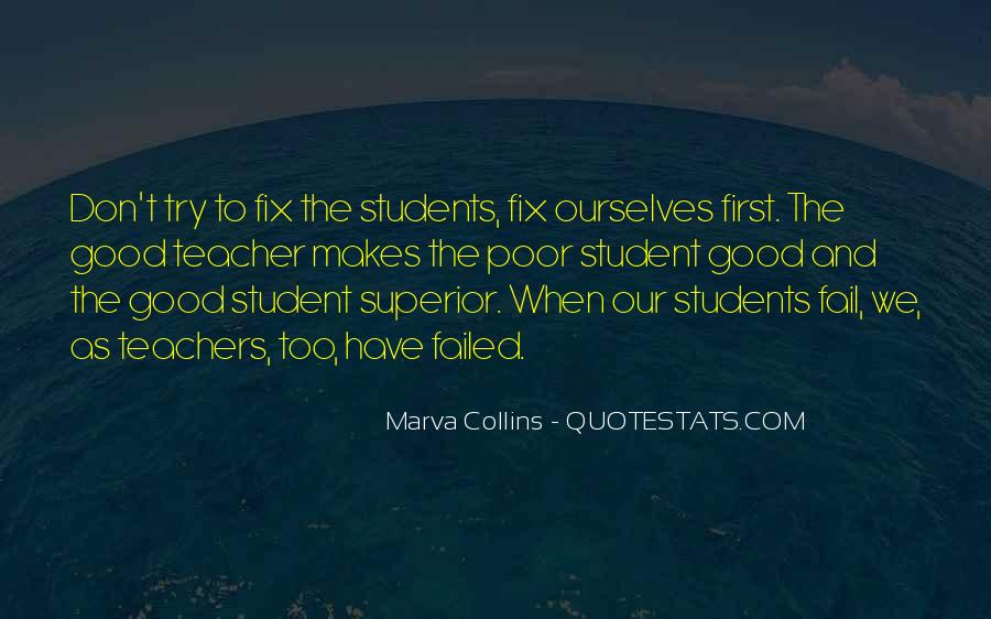 Quotes About Teaching Students #617694