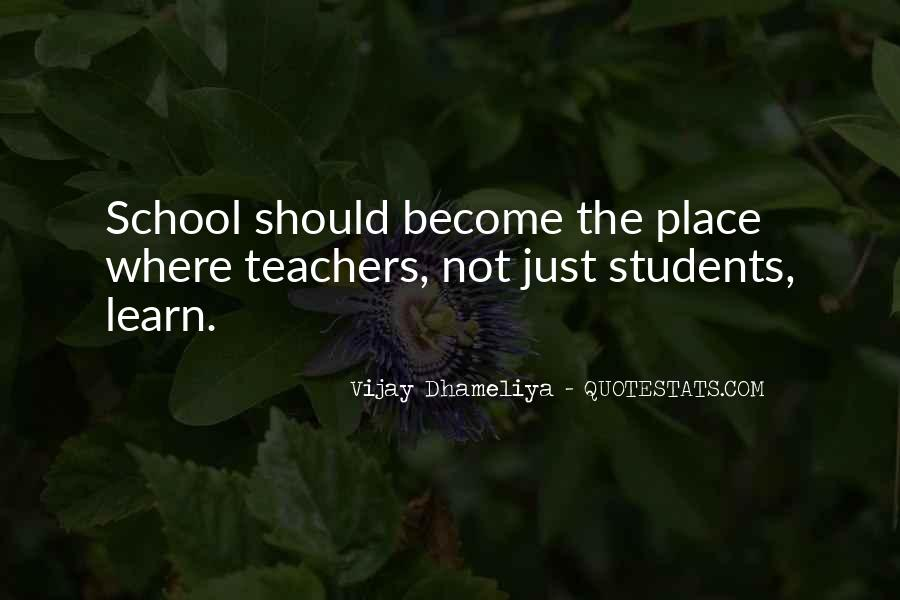 Quotes About Teaching Students #745533