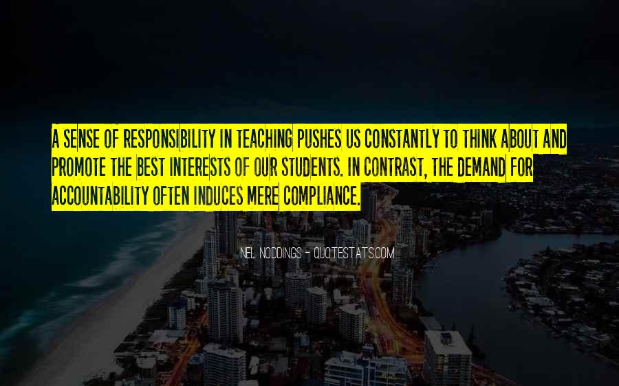 Quotes About Teaching Students #75228