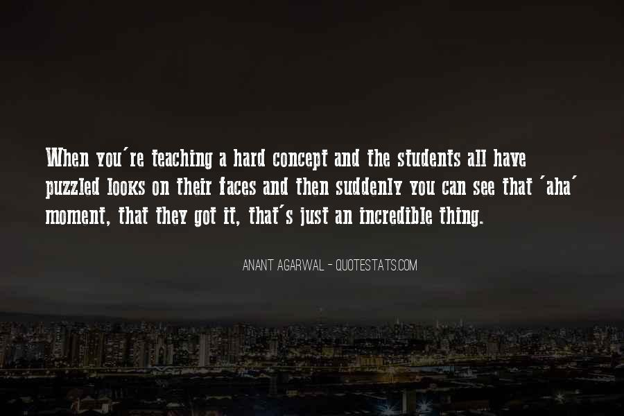 Quotes About Teaching Students #945801