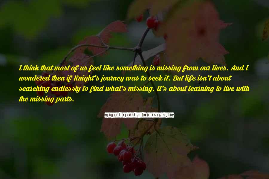 Missing's Quotes #124617