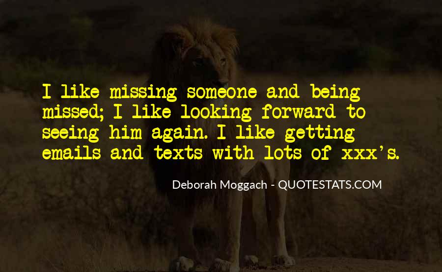 Missing's Quotes #162263