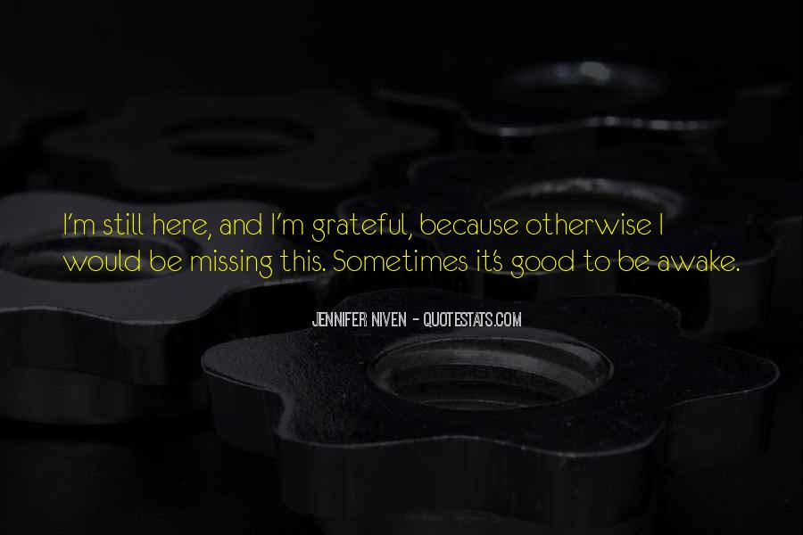 Missing's Quotes #178447