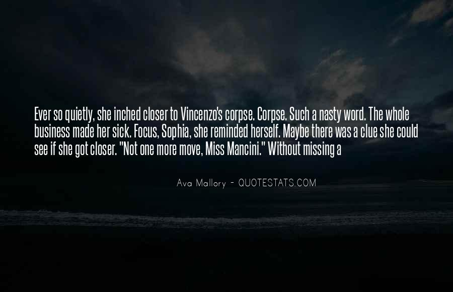 Missing's Quotes #90600