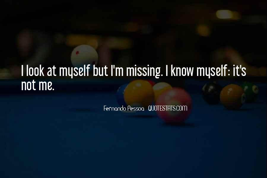 Missing's Quotes #94960
