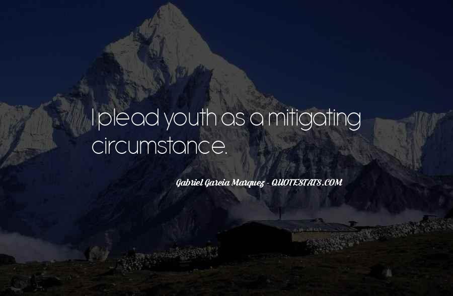 Mitigating Quotes #770904