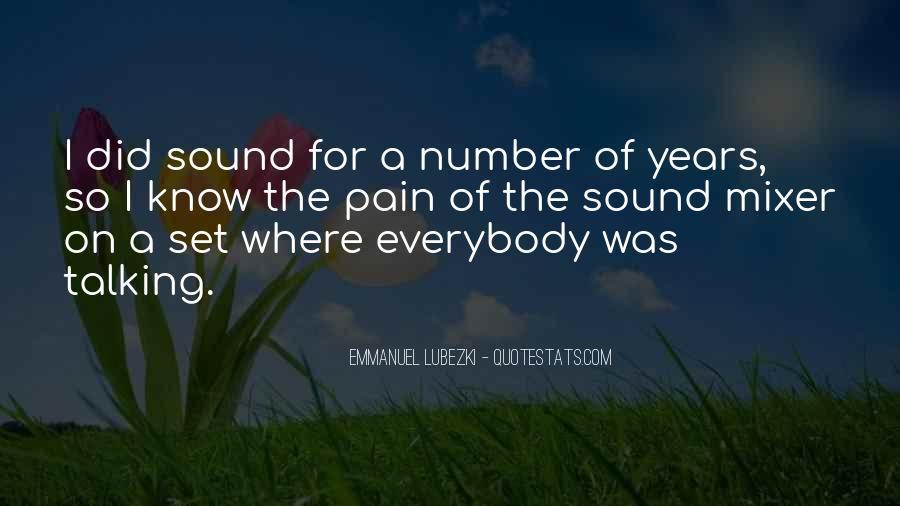 Mixer's Quotes #778475