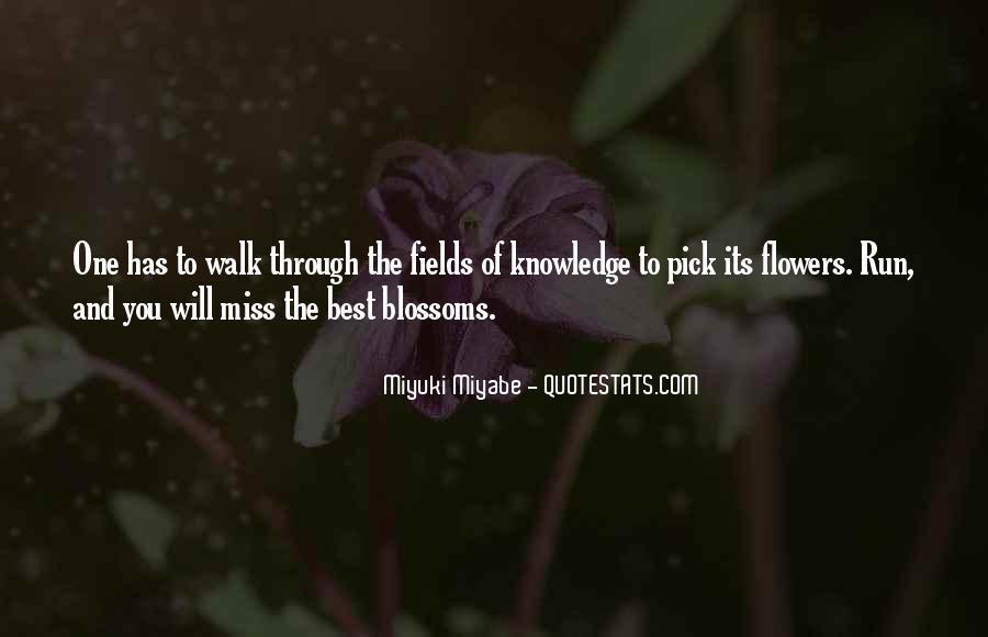 Miyuki Quotes #1130599