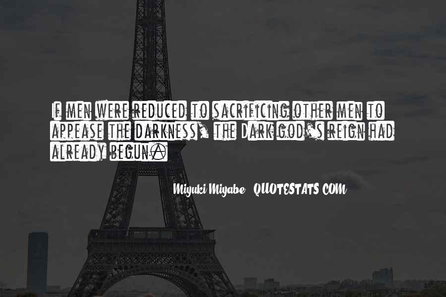 Miyuki Quotes #1151361