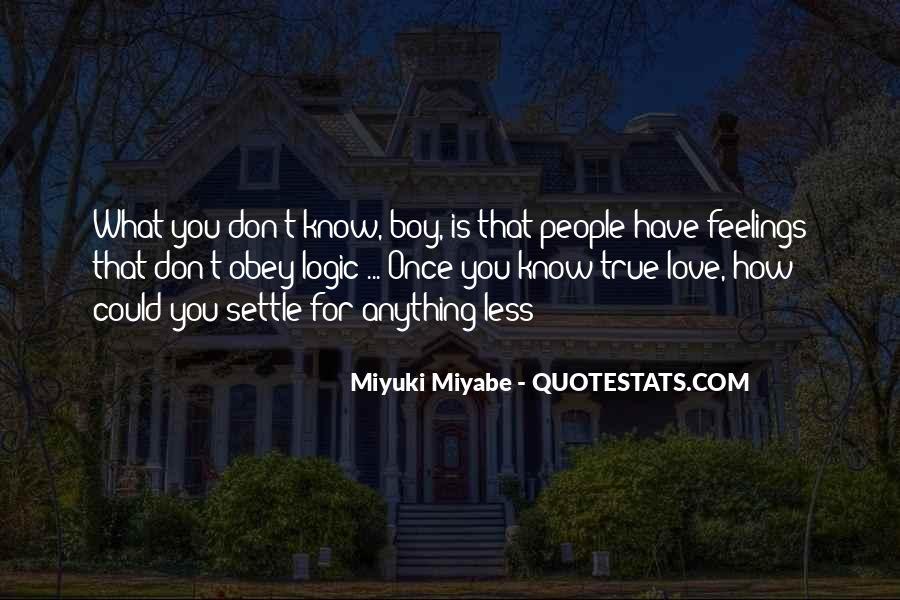Miyuki Quotes #1445073