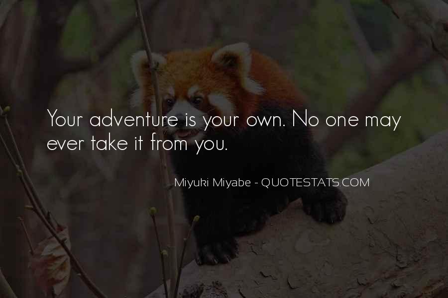 Miyuki Quotes #1557691