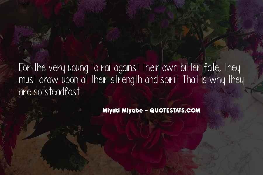 Miyuki Quotes #1814725