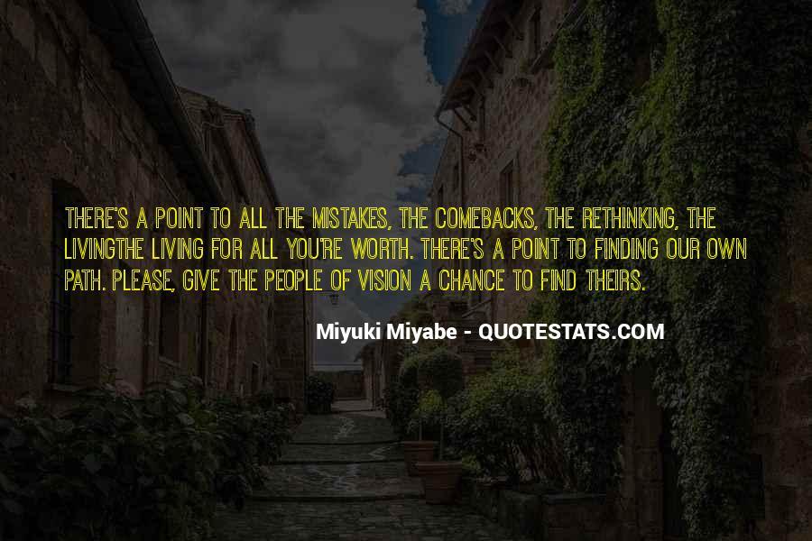 Miyuki Quotes #506922