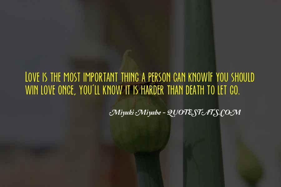 Miyuki Quotes #942892