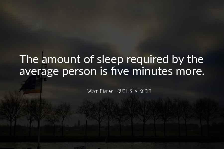 Mizner's Quotes #1020549