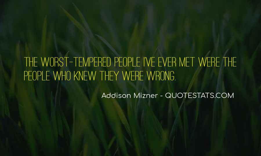 Mizner's Quotes #1049234