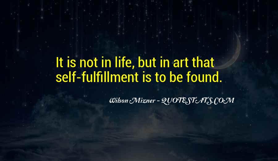 Mizner's Quotes #1080584