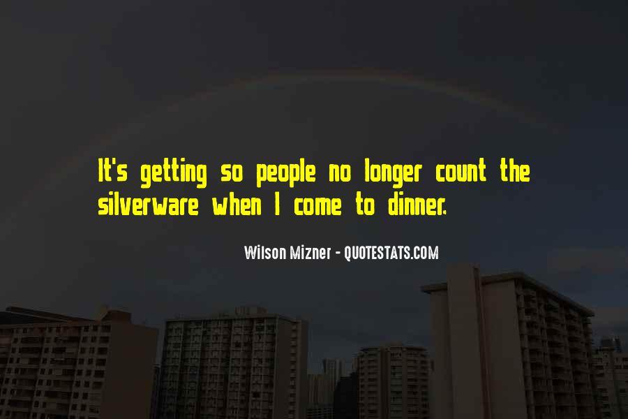 Mizner's Quotes #1245308