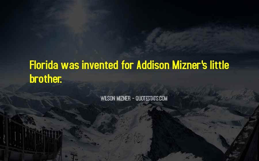 Mizner's Quotes #1353880
