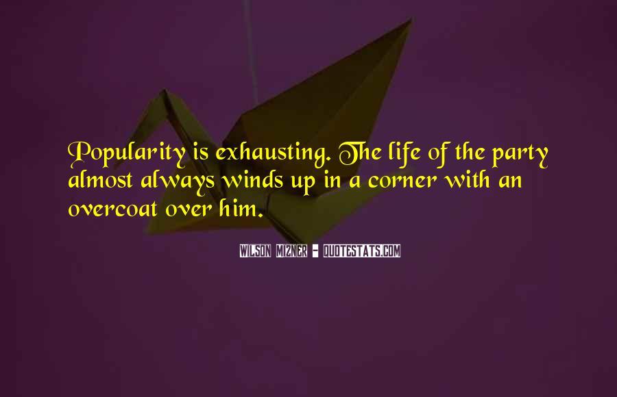 Mizner's Quotes #1468812