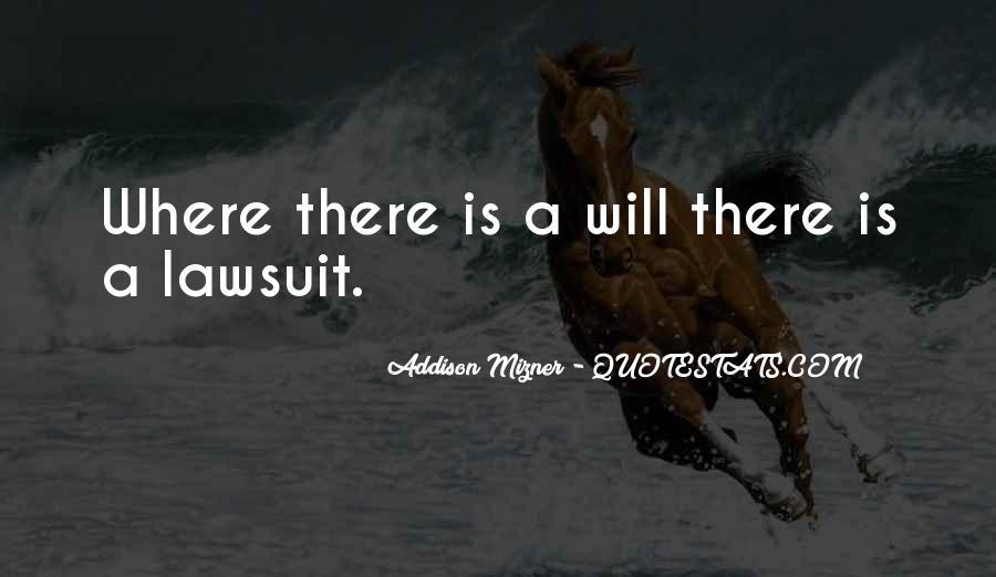 Mizner's Quotes #1487173