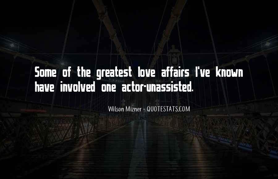 Mizner's Quotes #156141
