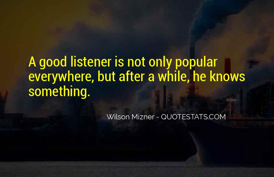 Mizner's Quotes #53498