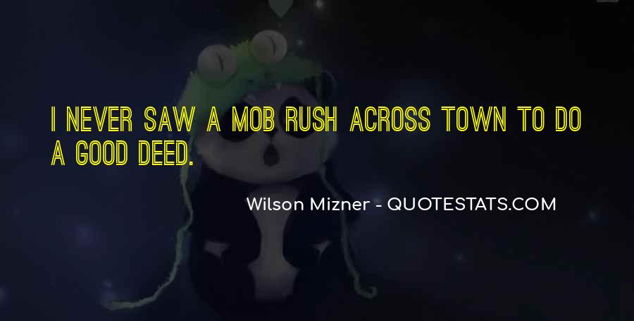 Mizner's Quotes #884710