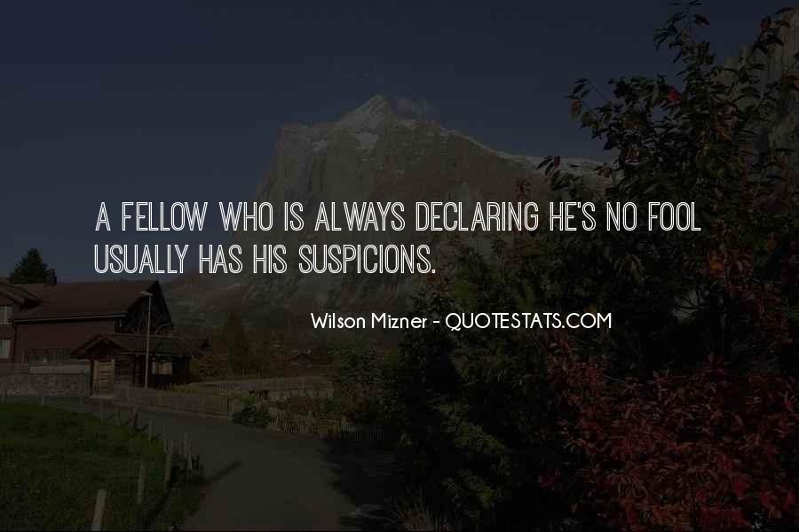 Mizner's Quotes #923767