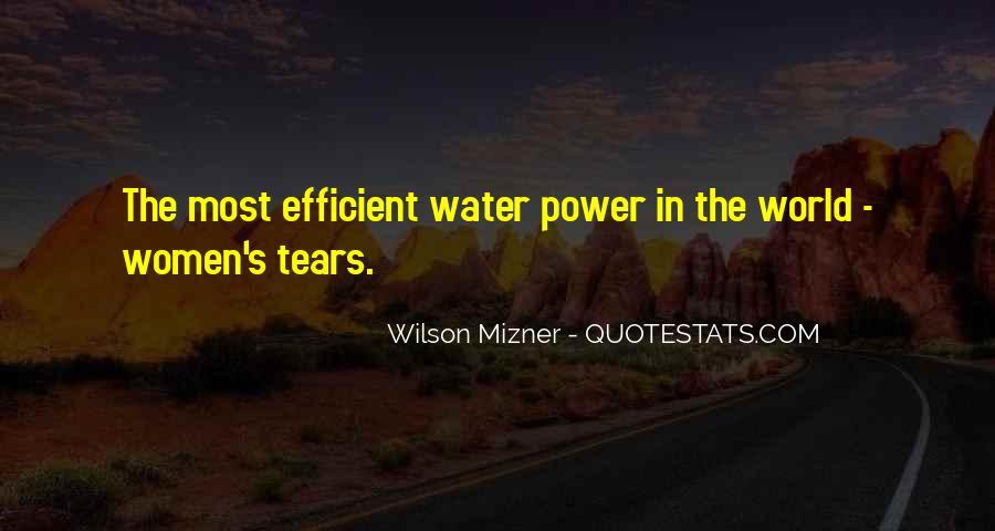 Mizner's Quotes #938494