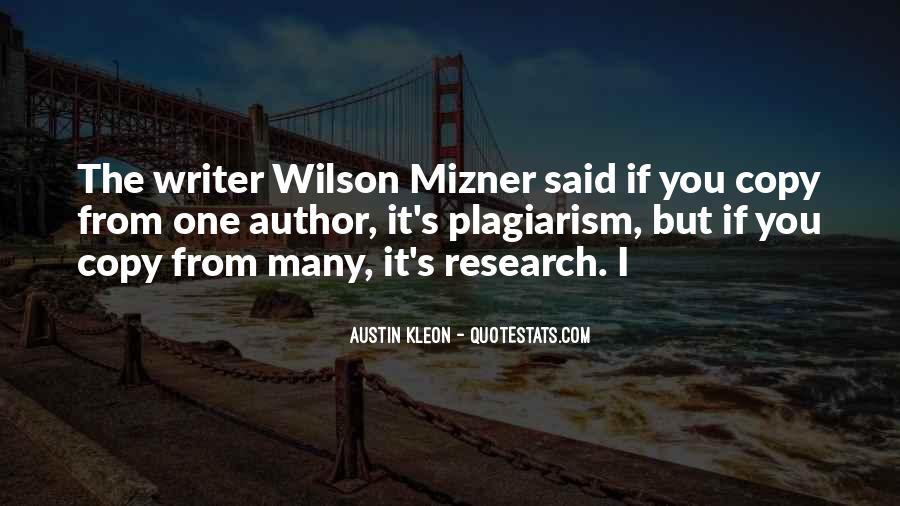 Mizner's Quotes #956649