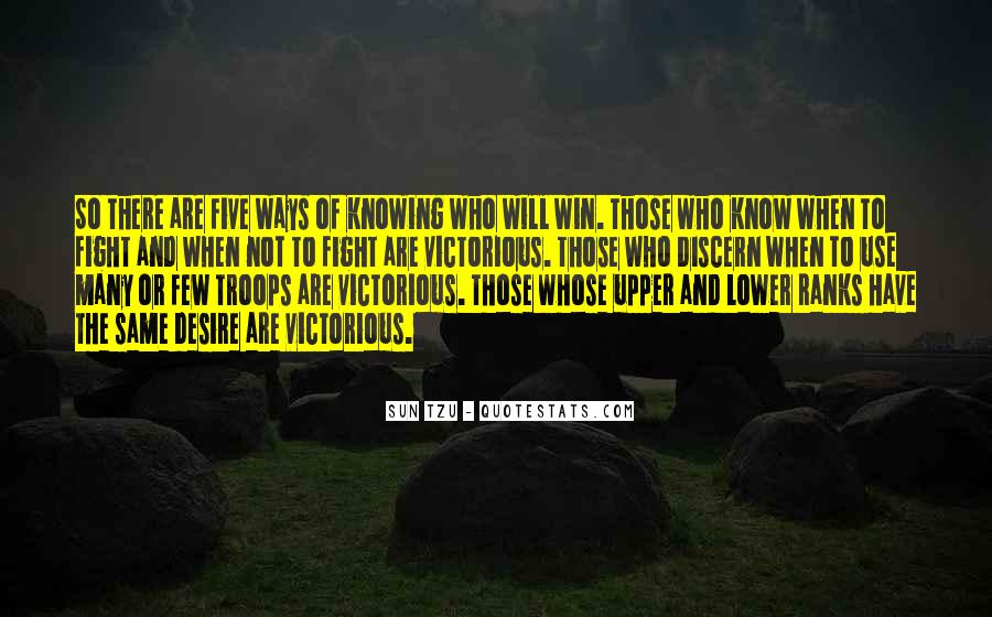 Quotes About Winning The Fight #1118173