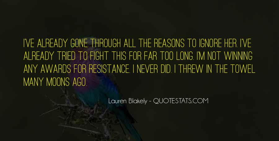 Quotes About Winning The Fight #1242391