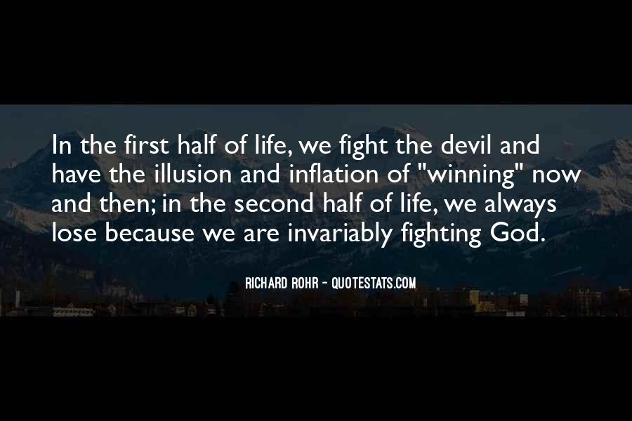 Quotes About Winning The Fight #1286890