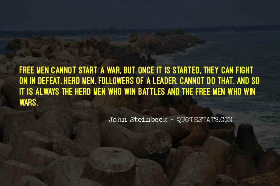 Quotes About Winning The Fight #1288057