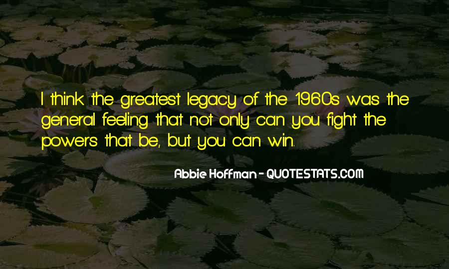 Quotes About Winning The Fight #1302715