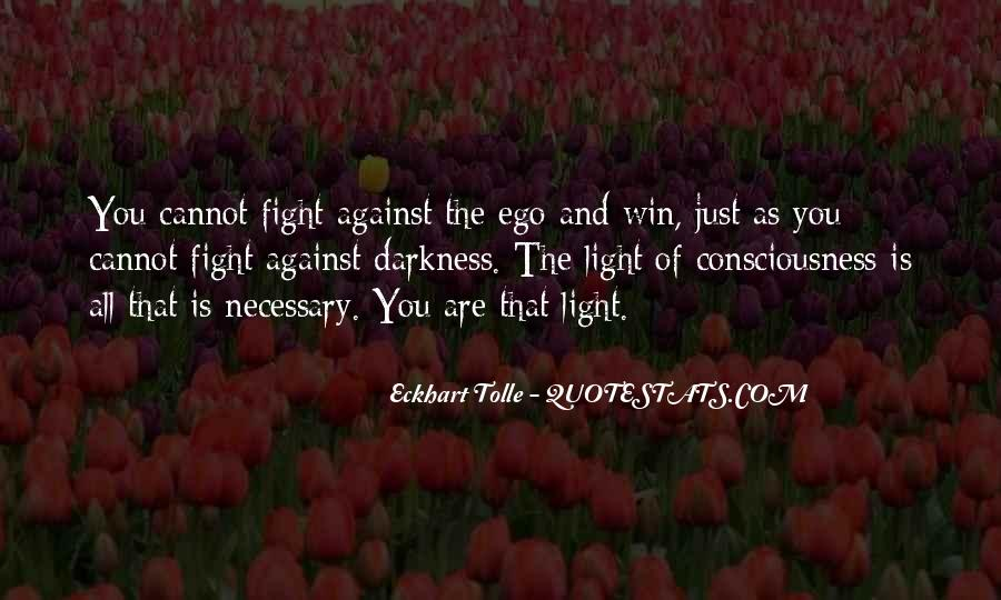 Quotes About Winning The Fight #165376