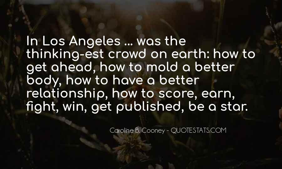 Quotes About Winning The Fight #43452