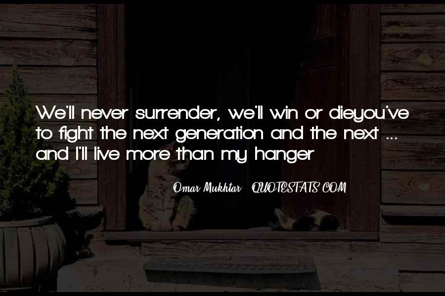 Quotes About Winning The Fight #462158