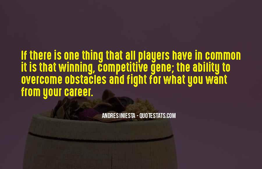 Quotes About Winning The Fight #624409