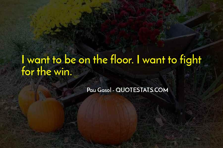 Quotes About Winning The Fight #732065