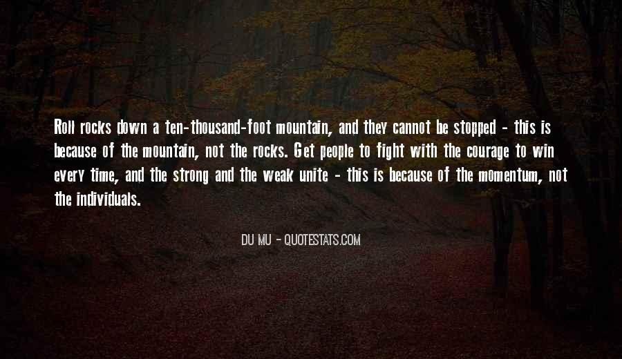 Quotes About Winning The Fight #785042