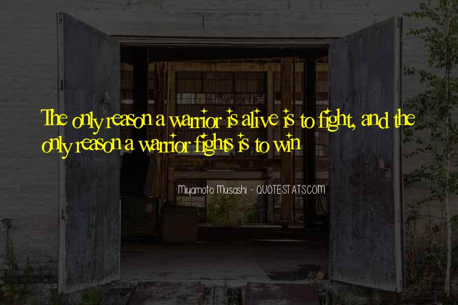 Quotes About Winning The Fight #866119