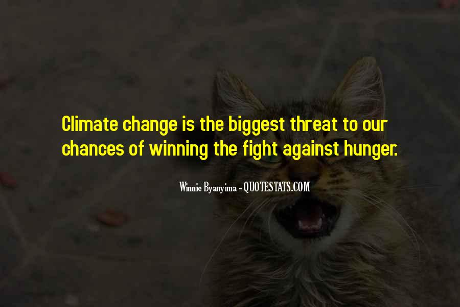 Quotes About Winning The Fight #928951